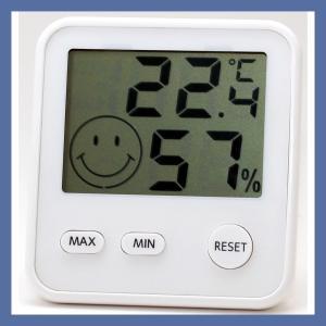 【EMPEX】デジタルミディ温度・湿度計|bunchoya