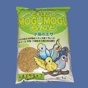 【黒瀬】MOGUMOGUらんど(ムキエサ) 1kg|bunchoya