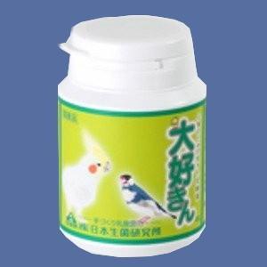 【日本生菌】大好きん小鳥用 45g|bunchoya