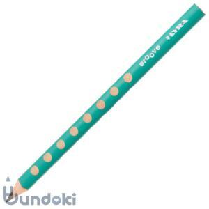 LYRA リラ GROOVE 黒鉛芯鉛筆 (ターコイズ)