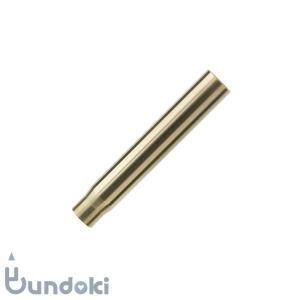 Metal Shop Bullet Pencil Tube   チューブ (ブラス)