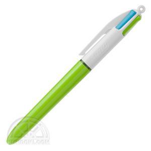 発売40周年を記念したアニバーサリーモデルの4色油性ボールペンのパステルカラーインクを装填した新シリ...