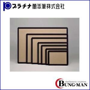 プラチナ萬年筆 アケパネ30ミリ A1判 ブラック/ ブラック ADA1-B-B|bung-man