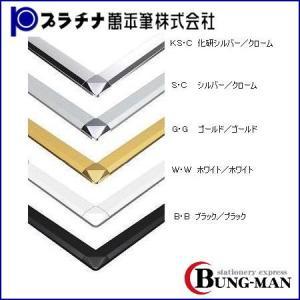 プラチナ萬年筆 アケパネ20ミリ A1判 ブラック/ ブラック ADA1-B-B20|bung-man