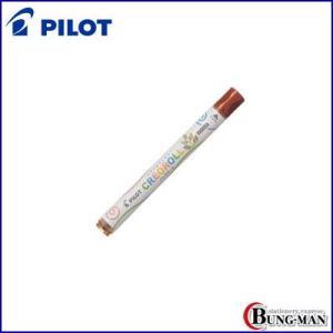 パイロット クレオロール 5本入り AO-CR6-C13 チャイロ|bung-man