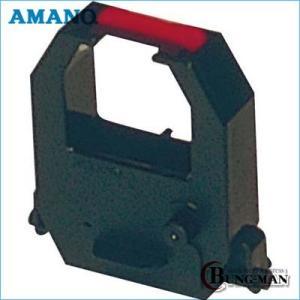 アマノ 2色インクリボン(赤黒) CE-315250|bung-man