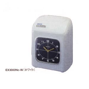 アマノ タイムレコーダー EX-3000NC|bung-man