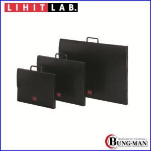 LIHIT LAB バッグ F-1632-24 黒