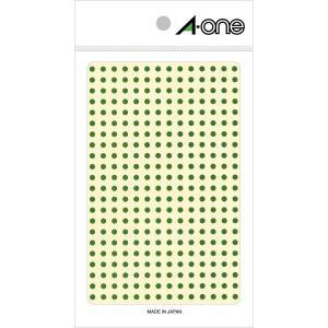 エーワン/カラーラベル 単色・緑 φ3mm(0...の関連商品3