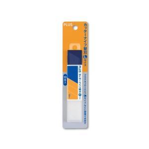 プラス/カッターナイフ替刃L用(CU-202・36-000) ブリスターパック入り ※カッターナイフL用の替刃です/PLUS|bungle