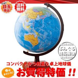 地球儀 N21−5Z(行政)直径21cm 球径が21cmのコンパクトかつ軽量な卓上地球儀♪|bungle