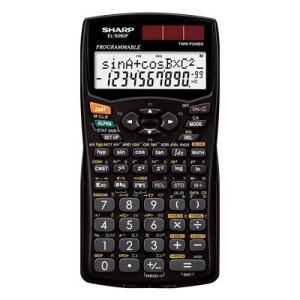 SHARP・シャープ プログラマブル関数電卓 (EL-5060F-X) 10桁 285関数・機能 bungle