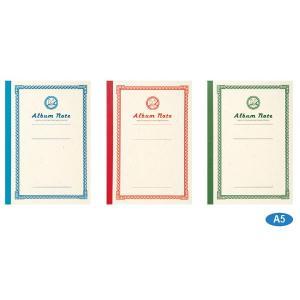 【全3色】セキセイ/Photo Share アルバムノート A5サイズ (GPN-01) 写真を貼って、書いて、思い出が残せる sedia|bungle