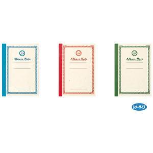 【全3色】セキセイ/Photo Share アルバムノート レターサイズ 郵便用封筒付 (GPN-02) 写真を貼って、書いて、思い出が残せる sedia|bungle
