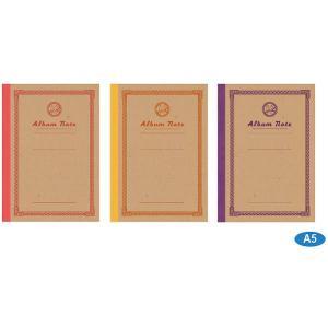【全3色】セキセイ/Photo Share アルバムノート 方眼 A5サイズ (GPN-03) 写真を貼って、書いて、思い出が残せる sedia|bungle
