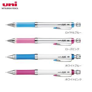 【全2色・芯径0.3mm】三菱鉛筆/シャープペンシル<ユニ アルファゲル>スリムタイプ M3-807GG1P やわらかグリップで快適に筆記!|bungle