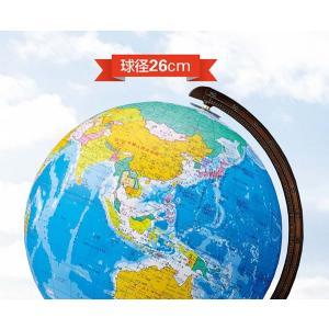 【送料無料】帝国書院 N26-5WII(行政)天球儀付 直径26cm地球儀/星座図を示した天球儀付き(N26-5W2)【知育玩具】【入学祝い】【クリスマス】 bungle 02