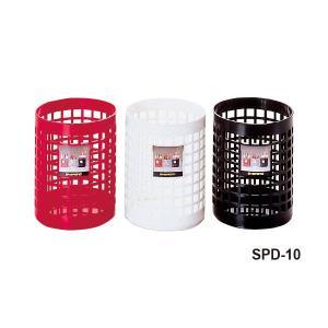 【丸型・全3色】セキセイ/シスペンド SPD-10 筆記具や卓上小物の整理に最適!シンプルなペンスタンド。|bungle