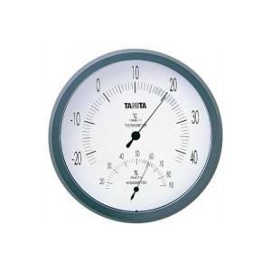 【納期:約10日】 タニタ TANITA  [TT-492-GY] 温湿度計(グレー TT492GY...