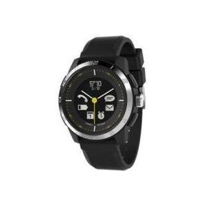 968918f031 CONNECTEDEVICE 4562187616338 Bluetooth SMART対応アナログ腕時計 COOKOO2 ブラック ポイント10倍