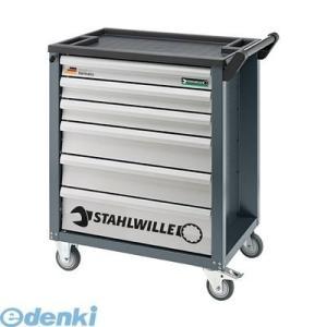 スタビレー:STAHLWILLE: STAHLWILLE 90/6A 90/6A ツールトロリー 【グレー】 【81200000】