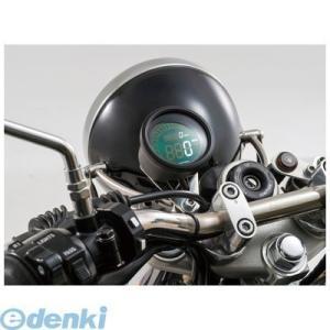 【商品説明】 奥行43mmのコンパクトボディ、ネオクラシックな球面レンズ仕様のφ60電気式デジタルメ...
