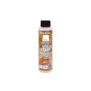 【商品説明】 オイルステイン 水性タイプなので安全 食品衛生法20号」適合商品 ●木目を自然に生かし...