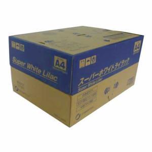 王子製紙 スーパーホワイトライラック A4判 500枚×10冊 SWLA4 【お取寄品】