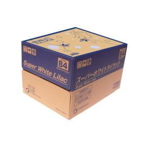 王子製紙 スーパーホワイトライラック B4判 500枚×5冊 SWLB4 【お取寄品】
