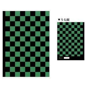 カミオジャパン JAPANESQUE B5クロスノート いちまつ模様 和柄|bungu-mori