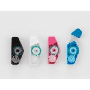 機能性と携帯性を追求したとっても小さいステーショナリーシリーズ「XS」 ミドリ XSテープのり bungu-mori