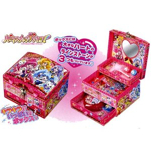 クリスマスや誕生日にオススメ 女の子に大人気 ハピネスチャージプリキュア! ひみつのラブリーボックス bungu-mori
