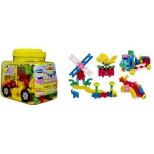 黄色透明の幼稚園バス型の目をひくケースが特徴!キリンとゾウの人形が付いているので、小さなお子さまでも...