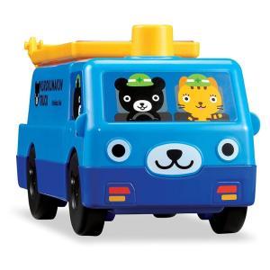 くもん出版 くろくまくんの かたちあわせトラック 知育玩具 テレワーク プレゼント|bungu-mori