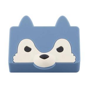 マックス シリコンカバー ケース付き しりこん かみかみ オオカミ No.10-1M/S LO 限定 グッズ 替え芯|bungu-mori