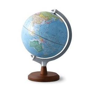 【ギフトに最適】 国の大きさや位置がわかりやすい行政タイプ レイメイ藤井 行政タイプ地球儀