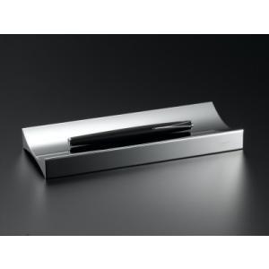 高級デスクアクセサリー 最高の品質を貴方に ステンレスを極めた PRIMARIO Lingotto インゴットペントレー PM06|bungu-mori