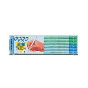 鉛筆の名作なめらかな書き心地 三菱鉛筆 ユニスター三角軸鉛筆 名入れ|bungu-mori