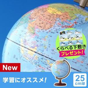 地球儀 子供用 行政タイプ OYV17(送料&ラッピング無料)