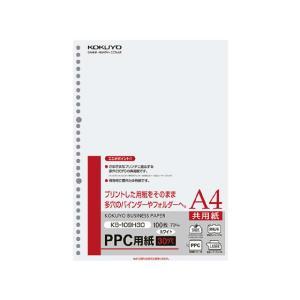 コクヨ/多穴共用紙 A4 30穴/KB-109H30の関連商品7