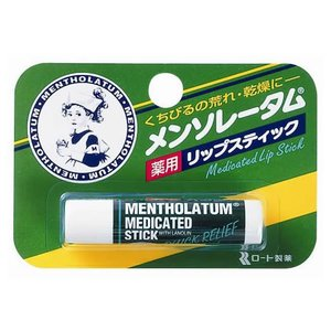 ロート製薬/メンソレータム 薬用リップスティック 4.5g