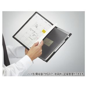 コクヨ/カバーノート〈システミック〉A5 紺/ノ-V685B-DB|bungubin|05