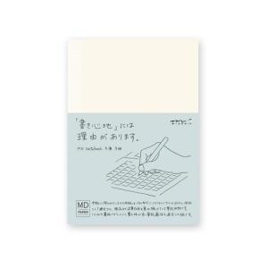 ミドリ(デザインフィル)/MDノート〈文庫〉方眼罫/15001006