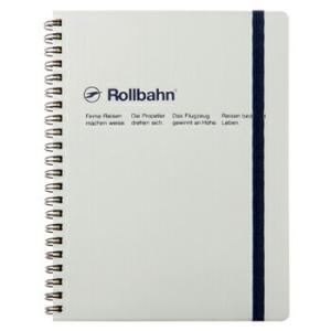 デルフォニックス ロルバーンポケット付メモメタリック A5 シルバーの商品画像|ナビ