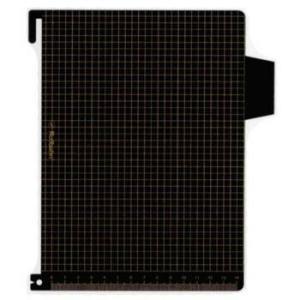 ロルバーンA5用下敷き ブラック 500532|DELFONICS ※10冊までネコポス便可能[M在庫-2]の商品画像|ナビ