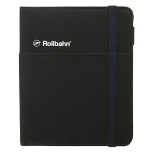 デルフォニックス ロルバーン ポケット付メモカバー ポケット L ブラック 500681-105