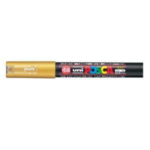 三菱鉛筆 ポスカ極細 金 メーカー品番 PC...の関連商品10