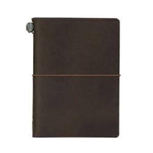 トラベラーズノート パスポートサイズ 茶 15027006