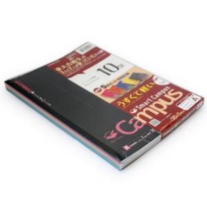 コクヨ カラーキャンパスノート 限定色スマートキャンパス5冊パックノート パッションカラーA罫 ノ-GS3CAT-L1X5 bungushop-y 02