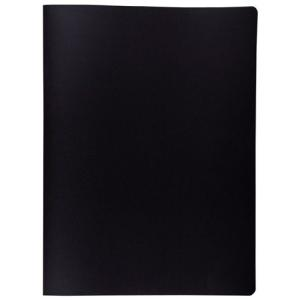 セキセイ ファイル プレゼンホルダー スーパークリヤー A3-S ブラック SCH-70-60  文房具 ファイル A3|bunguya